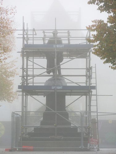 Godley Statue