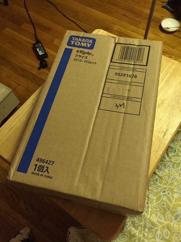 Neo Blythe box