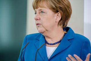 Angela Merkel beim Girls'Day-Auftakt der Initiative D21 2015   by Initiative D21