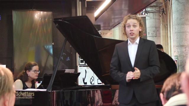 Classical Concert in a bookstore/church!