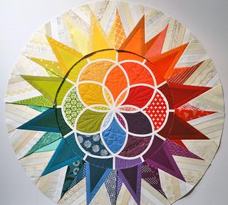 Technicolor Galaxy #2