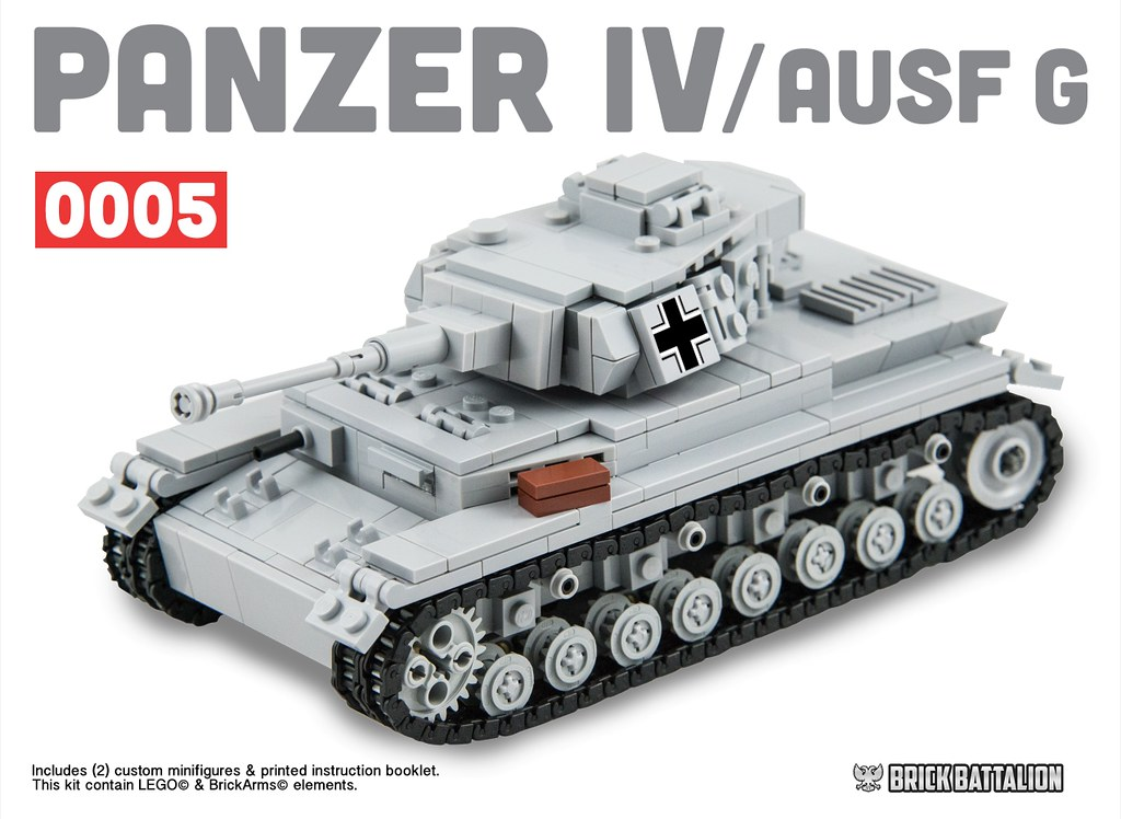 Panzer IV Ausf G Early Production | Introducing the Panzer I