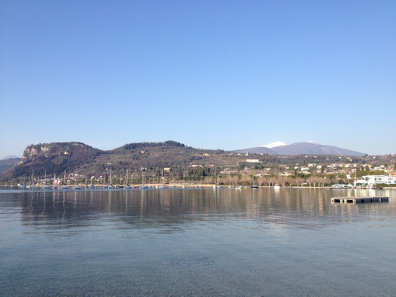 Cisano, Lago di Garda