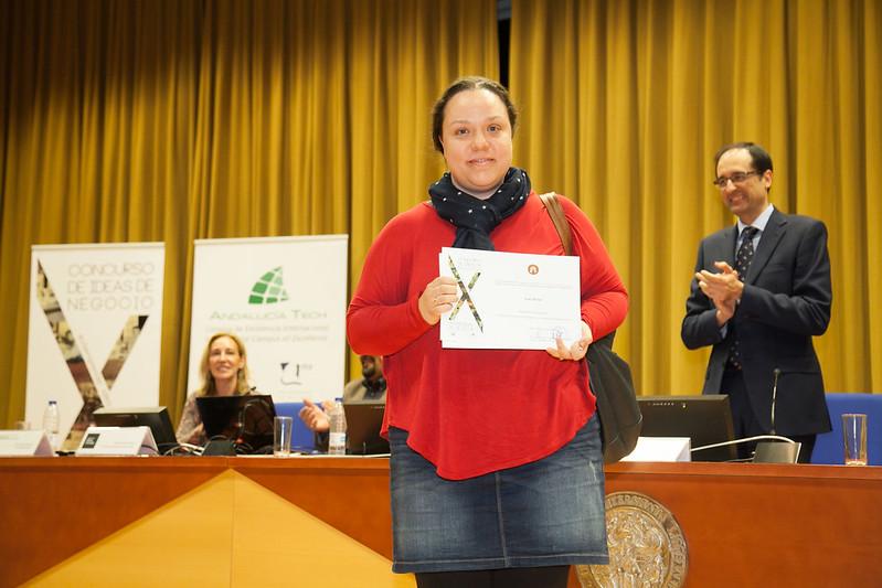 X Concurso de ideas de negocio de la Universidad de Sevilla