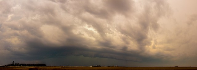 041615 - 3rd Storm Chase 2015 (Pano)