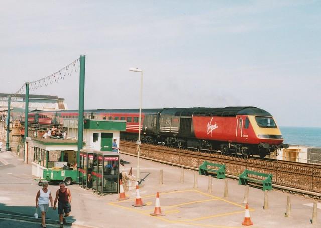 Buffer Fitted Virgin Trains Class 43, 43084