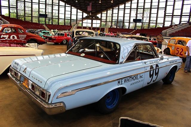 1964 Dodge classic racecar