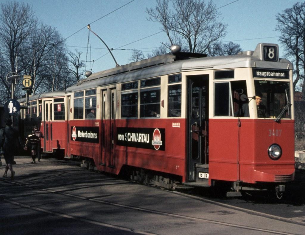 Tram Hamburg
