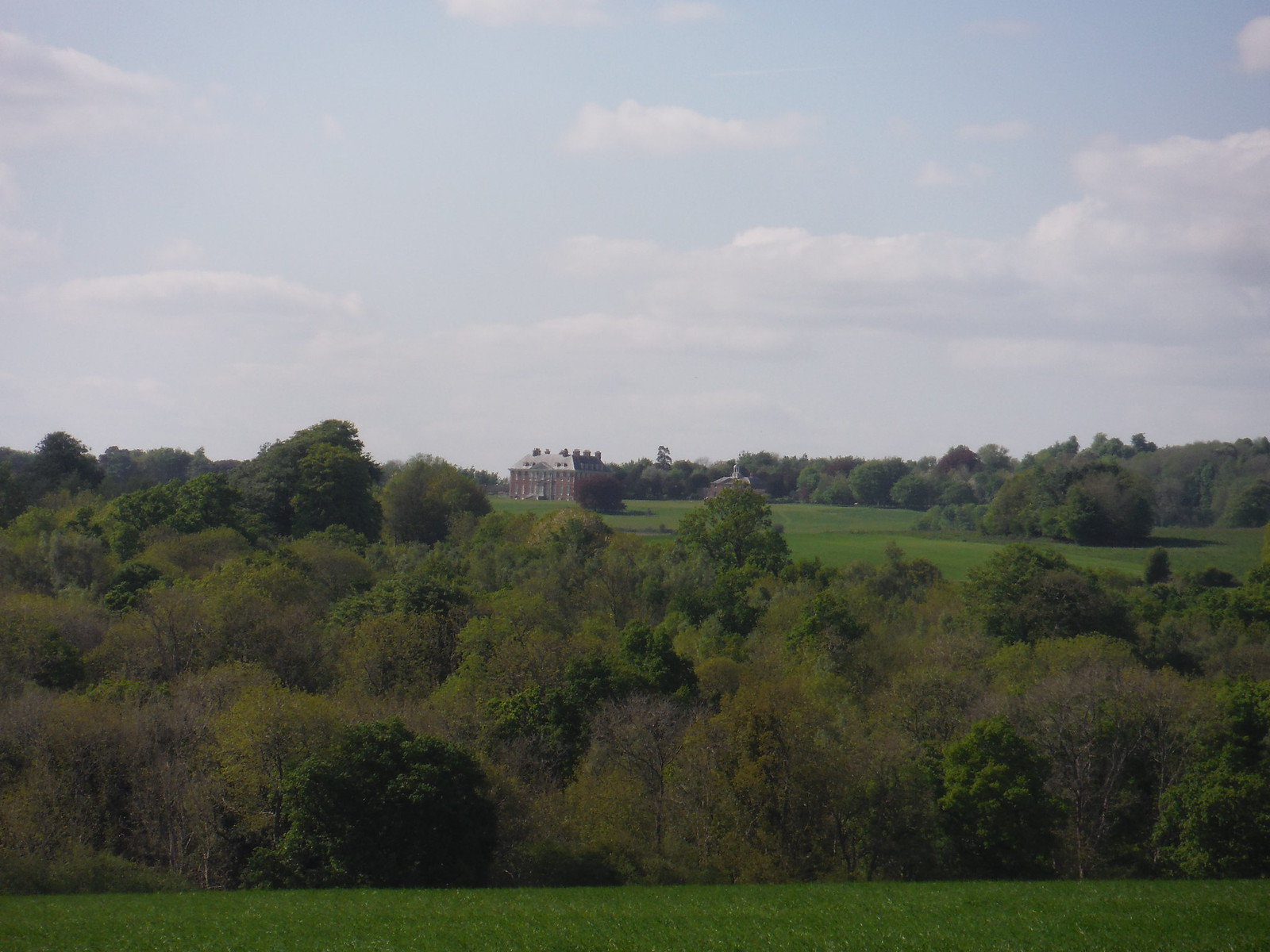 Uppark House SWC Walk Rowlands Castle Circular - Extension