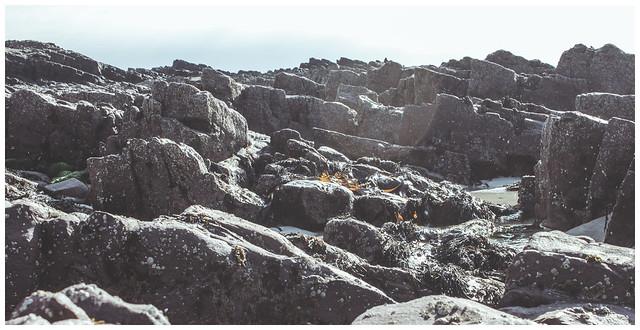 Rocks, Stoer Beach