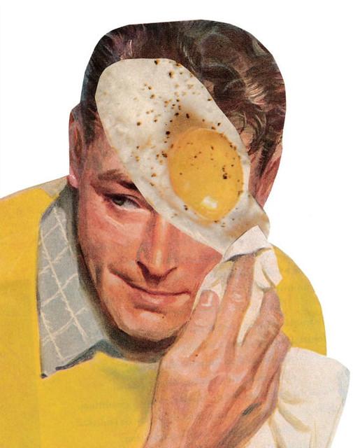 Egg on My Face | dadadreams | Flickr