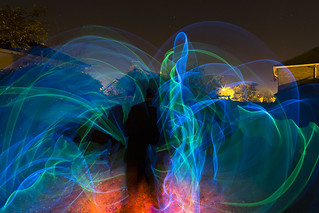 Light painting number 1   by john.purvis