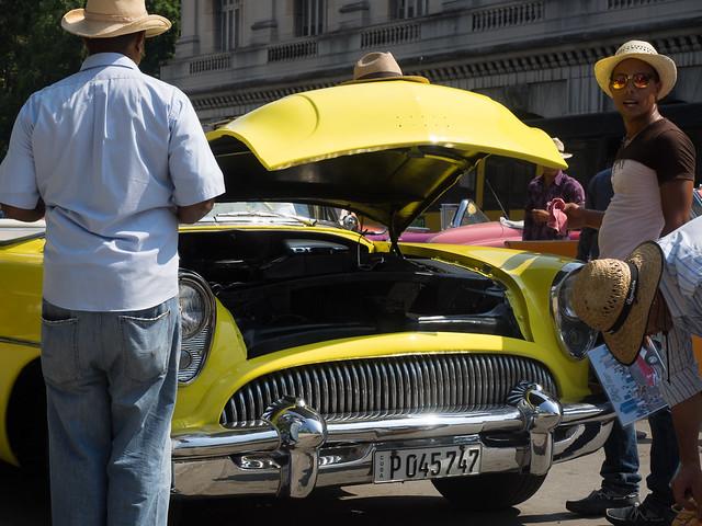 Havana Breakdown