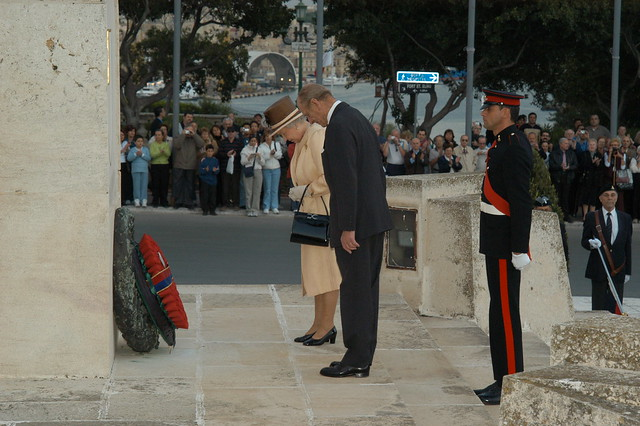 Royal visits to Malta in the 2000s