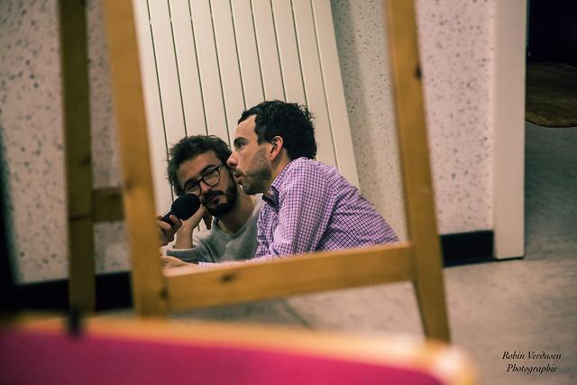 Interview - Damien & Renan Luce