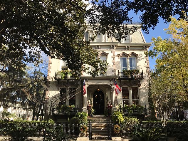 House at Savannah
