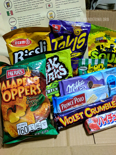 WorldBitesPH Snack Subscription Box | by nina_theevilone