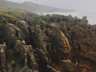 Punakaiki Pancake Rocks and Blowholes | by lady3jenn