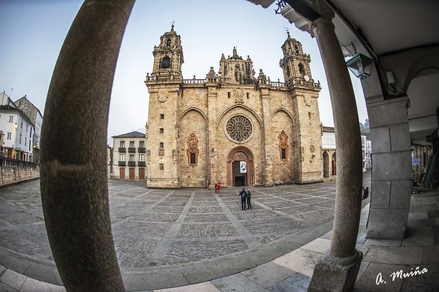 Catedral de Mondoñedo-Lugo