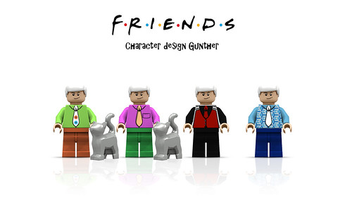 gunther   by Afol minifigures collector