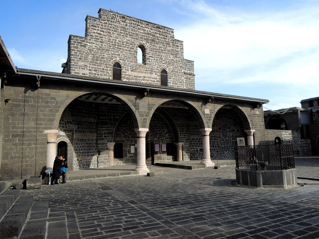 Meryamana Kilisesi (Syriac Orthodox Church) by bryandkeith on flickr