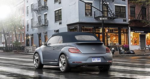 2015 VW Beetle Convertible Denim - 02 | by Az online magazin