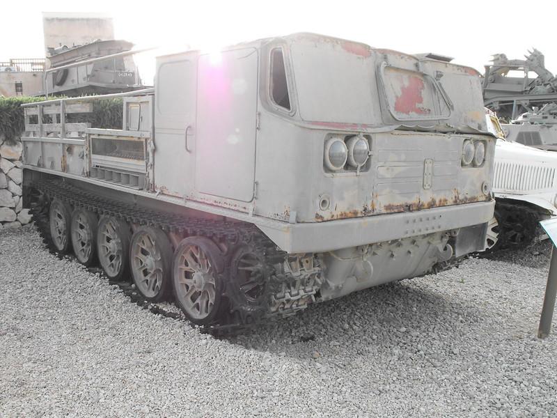 ATS-59G Artillery Tractor 2