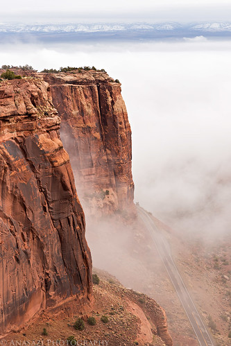 Road & Cliffs | by IntrepidXJ