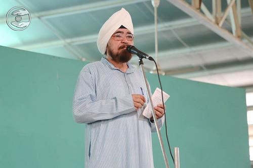 Sulekh Saathi expresses his views