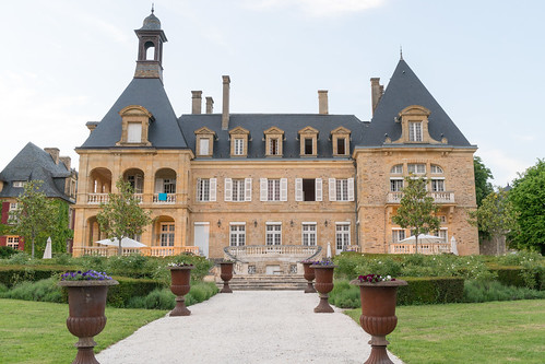 The New Castle at Domaine d'Essendéras | by NekoJoe
