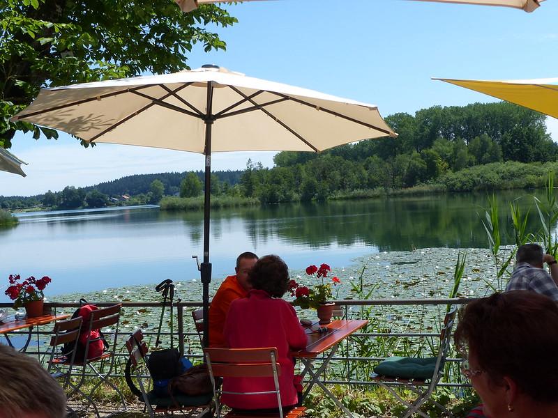 Cafe Leuchtenberg Seeon