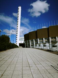 Finlandia: Helsinki, znów Stadion Olimpijski