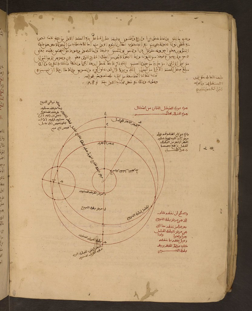 University of Pennsylvania LJS 268: Almagest, fol  132v [=…   Flickr