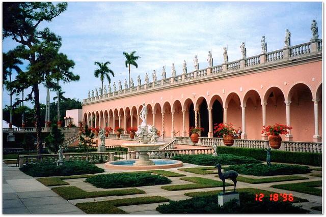 John and Mable Ringling Museum of Art  ~  Sarasota Florida  ~ HIstoric Site
