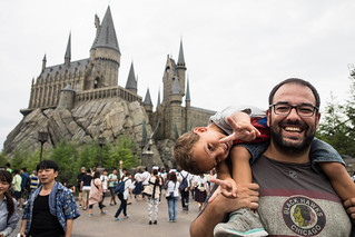 The Wizarding World of Harry Potter   by Lau_chan