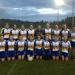 2015 Ladies Senior Team