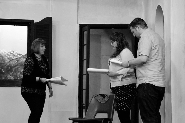 Timeshare | Rehearsal Photos