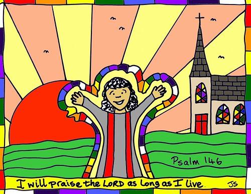 Psalm146col