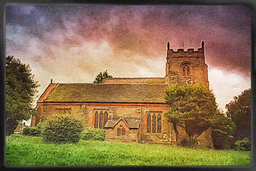 Day 164 of 366 - The Church of St Mary!