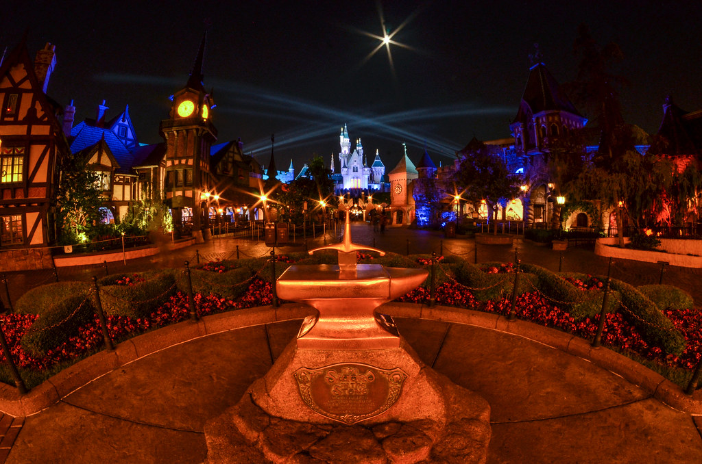 Fantasyland sword night