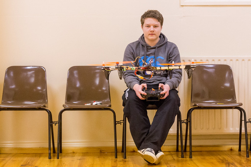 Nathan's large quad.