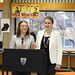 Wed, 03/25/2015 - 18:09 - Ann Snook and Julianna Rock: students from the Museum Studies Master's Program and core exhibit consultants.
