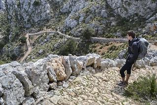 Hiking, Majorca, Spain | by Kristoffer Trolle