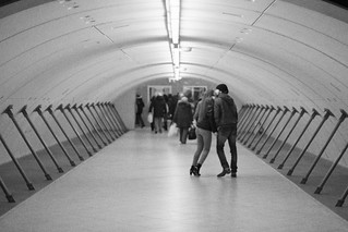 TunnelRomance | by @Tuncay