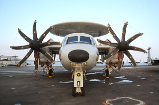 168592 Grumman E-2D Advanced Hawkeye VAW-125 US Navy | by aceebee