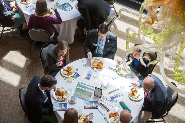 UWGB Accounting Student Luncheon - April 29,2016