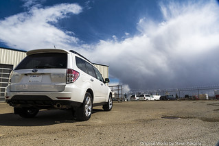 SH Subaru Forester XT | by LordTez
