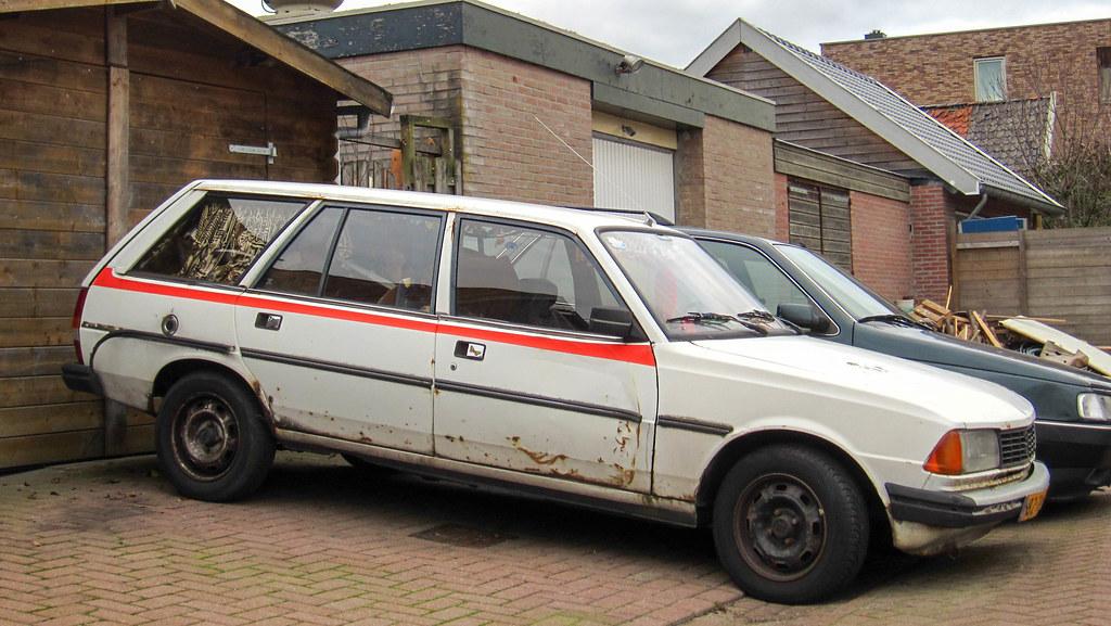 1980 Peugeot 305 Break Srd 1 5 Place Assen Rutger Van Der Maar Flickr