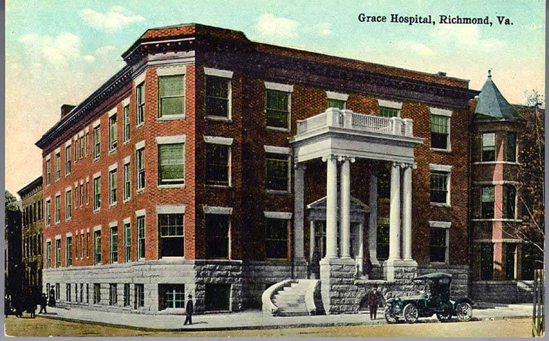 Grace Hospital, Richmond, Va  | Description: This beautiful