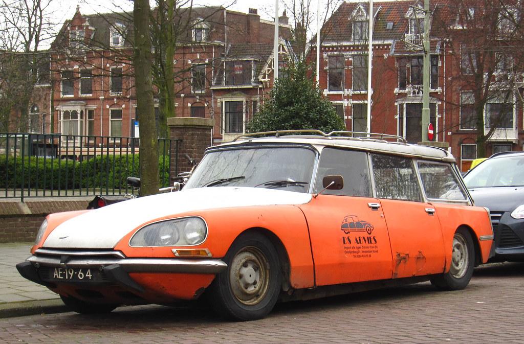 1972 Citroën ID 21 F Break